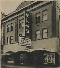 Built in 1912, The Historic Elks Theatre has entertained for a full century. #VisitRapidCity #HistoricTheatres