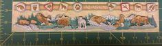 Alaska Wildlife 3D Scrapbook Border