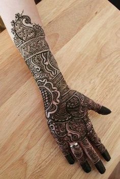 Marriage Mehndi Design - Mehndi design is a style to maintain your body cute as beautifully in a style of flower. The paste of Mehndi consist water, dry henna Black Mehndi Designs, Mehndi Designs For Girls, Wedding Mehndi Designs, Beautiful Henna Designs, Mehndi Design Images, Dulhan Mehndi Designs, Arabic Mehndi Designs, Latest Mehndi Designs, Mehandi Designs