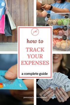 Tracking your spending is the first step to learning how to manage your money better. Find out exactly how to set up your expense tracker, track spending and save more. Household Expenses, Household Budget, Financial Literacy, Financial Goals, Ways To Save Money, Money Saving Tips, Best Budgeting Tools, Track Spending, Expense Tracker