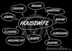 Proud to be a Housewife!