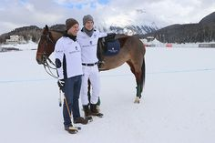 The People of the 2018 Snow Polo World Cup in St. Moritz – Attire Club by Fraquoh and Franchomme St Moritz, World Cup 2018, Bradley Mountain, Polo, Snow, Club, Polos, Tee, Eyes