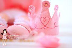 Ei Menina!: Uma princesinha vem aí! ♡