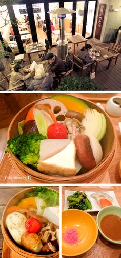 """Tokyo Eats reviews restaurants and cafes in Tokyo. This links to their """"vegetarian"""" section"""