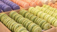 Os melhores macarons de Paris