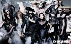 Diesel  Pre-Fall 2014 Campaign Ads