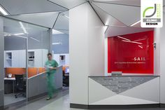 CLINIC DESIGN! Weill Cornell Surgical Practice by Dattner Architects, New York City