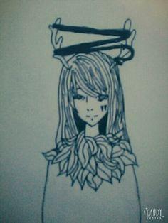 My Staylest draw girl