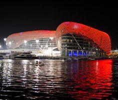 Yas Hotel  #Abu Dhabi GP F1 Hospitality