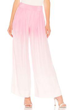 Shop for Amanda Bond Monica Pant in Pink Lemonade Solid at REVOLVE. World Of Fashion, Fashion Online, Saint Xavier, Dressy Pants, Fashion Labels, Stuart Weitzman, New Look, Amanda, Harem Pants