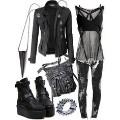 1000 ideas about hippie goth on pinterest goth casual - Nina ricci ropa ...