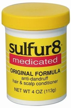 Sulfur 8 - Medicated Anti-Danduff Hair and Scalp Conditioner (Original) - Case Pack 24 SKU-PAS816384 >>> Want additional info? Click on the image.