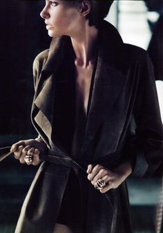 Jessica Hart by Will Davidson for Vogue Australia January 2014
