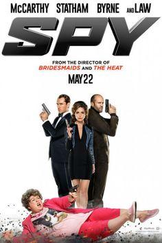 Movie review: Spy