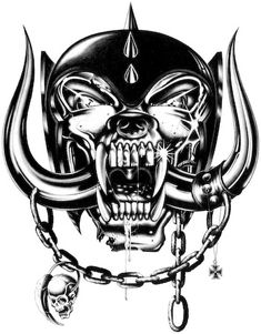 ⚡Rock N Roll Rebel⚡ — Motorhead Snaggletooth Lemmy Kilmister, Motorhead Motorhead, Blackwork, Armband Tattoos, Flash Tattoo, Heavy Metal Art, Tattoo Transfers, Metal Tattoo, Heavy Rock