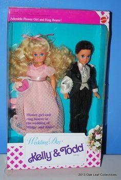 Barbie Wedding, Barbie Accessories, Barbie World, Barbie And Ken, Cute Dolls, Bridal Sets, Life Is Beautiful, Fashion Dolls, Lunch Box