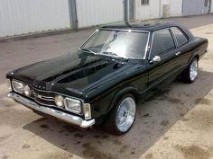 Ford Taunus TC (Taunus Cortina) '1973 Des Luigi Colani