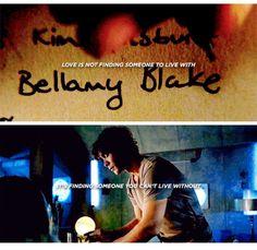 Bellarke forever!!