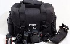 Camera Gear, Slr Camera, Digital Slr, Canon Eos, Shutter, Bags, Fotografia, Handbags