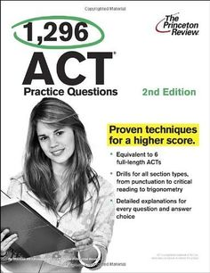 princeton review manual for the act answers