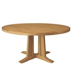 Sutherland   Hameau Round Pedestal Dining Table