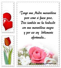 descargar frases bonitas para el dia de la Madre,descargar mensajes para el dia de la Madre: http://www.datosgratis.net/mensajes-por-el-dia-de-la-madre-para-tu-suegra/