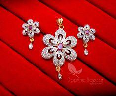 55e4a9776 18 Best Changeable pendant earrings images | Designer earrings, Drop ...