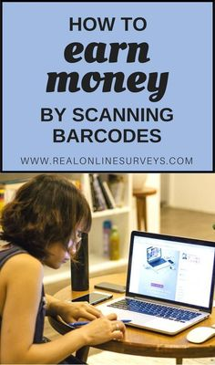 Make money scanning barcodes? This article will show you how to make easy money scanning products from home.