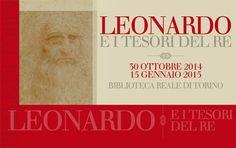 Mostra #Leonardo e i tesori del re a #Torino