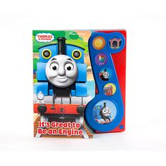 "Thomas & Friends Little Music Note 6 Button Book - Publications INTL - Toys ""R"" Us"