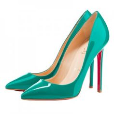Christian Louboutin  Christian Louboutin  Christian Louboutin Pigalle 120mm Pointed Toe Pumps Jade [CLPTPS07] - $109.00 : Designershoes-shopping, World collection of Top Designer high heel UP TO 90% OFF!