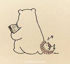 Pinzellades al món: Il·lustracions de Nami Nishikawa: oda a l'amistat