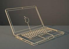 Wooden Wireframe Sculptures – Fubiz™