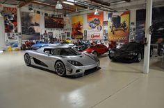 Luxury garage   man cave #storage #cars #home