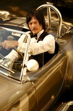 Norman Reedus Daryl Dixon The Walking Dead TWD The Boondock Saints Blade 2 Hot Love
