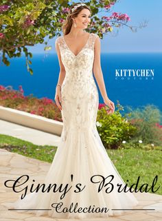 Kitty Chen Couture Venetia H1645 Wedding Dress, Buy Authentic Kitty Chen Couture Wedding Dresses Online | Ginnys Bridal Collection