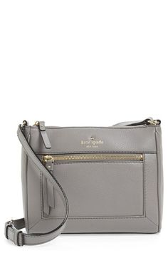 kate spade new york 'cobble hill - deni' leather crossbody bag available at #Nordstrom