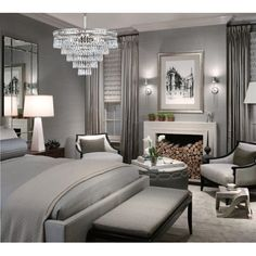 Crystorama Lighting Group Mercer Olde Silver Six Light Hand Cut Crystal  Convertible Chandelier. Bedroom Colour ...