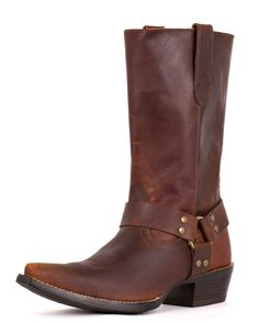 Ariat Women's Sonora Cowgirl Boot - Bitterwater Brown http://www ...