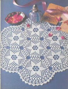 Magic Crochet Nº 75 (1991) - Nadia Petrowa - Picasa Albums Web
