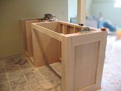Home-Dzine - Build an indoor bar