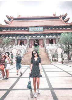 New travel asia photography wanderlust ideas travel ootd, hongkong travel outfit Hongkong Outfit Travel, Travel Ootd, Taiwan Travel, Travel Outfits, China Travel, New Travel, Travel Style, Travel Fashion, Bangkok Travel