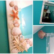 Ocean Shell decor