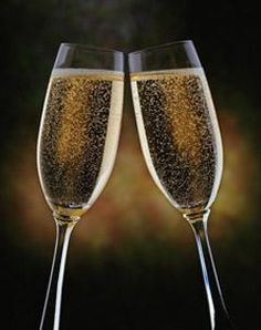Cheers  - Colors:  Black, Gold
