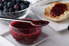 This SURE.JELL for Less or No Sugar Needed Recipes - Blackberry Freezer Jam isn't just a Healthy Living recipe. It's a gift-worthy Healthy Living recipe!
