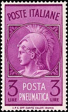 Italy , Exotic stamps live at the back of the book