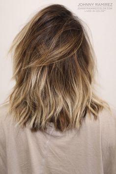 Hair Color by Johnny Ramirez • IG: @johnnyramirez1