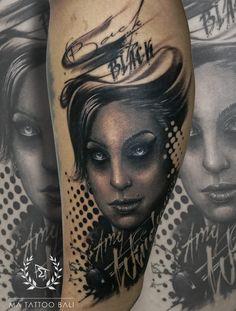 Blackandgrey Realist Tattoo by: Prima #MaTattooBali #RealistTattoo #PortraitTattoo #BaliTattooShop #BaliTattooParlor #BaliTattooStudio #BaliBestTattooArtist #BaliBestTattooShop #BestTattooArtist #BaliBestTattoo #BaliTattoo #BaliTattooArts #BaliBodyArts #BaliArts #BalineseArts #TattooinBali #TattooShop #TattooParlor #TattooInk #TattooMaster #InkMaster #AwardWinningArtist #Piercing #Tattoo #Tattoos #Tattooed #Tatts #TattooDesign #BaliTattooDesign #Ink #Inked #InkedGirl #Inkedmag #BestTattoo… Ma Tattoo, Tattoo Expo, Piercing Tattoo, Tattoo Studio, Tattoo Master, Ink Master, Fine Line Tattoos, Cool Tattoos, Australian Tattoo