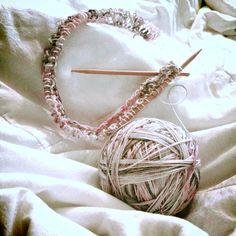 Pretty ball of yarn.