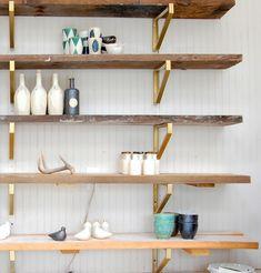 Brass IKEA Hack Idea
